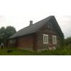 Деревенский дом в живописном месте рядом с озером,    47 соток земли