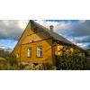 Добротный дом с хоз.  постройками,  50 соток земли рядом со Старым Изборском.