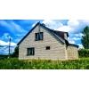 Крепкий кирпичный дом в Псковском районе