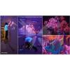 Яркая светоотражающая (флуоресцентная)     краска Acmelight Fluorescent